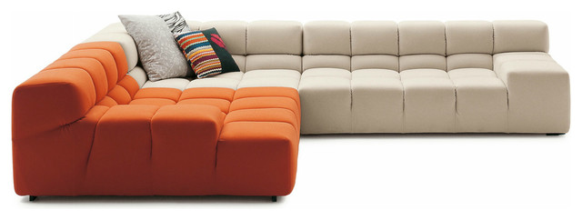 Tufty Time Sofa BampB Italia Modern Sofas By