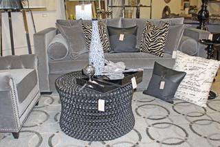 Velvet Sofa Contemporary Sofas Houston By