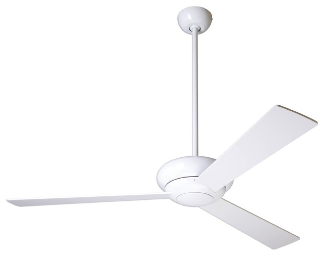 Altus ceiling fan white contemporary ceiling fans for White contemporary ceiling fans with lights