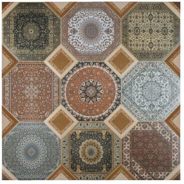 somertile jasmin rustic ceramic floor and wall tile m diterran en carrelage sol et mur par. Black Bedroom Furniture Sets. Home Design Ideas