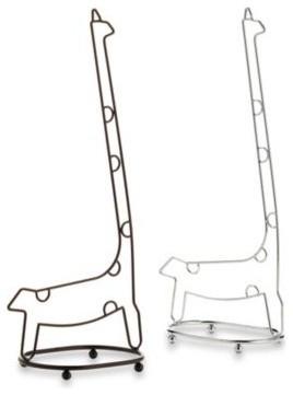 Taymor Giraffe Toilet Tissue Holder Contemporary
