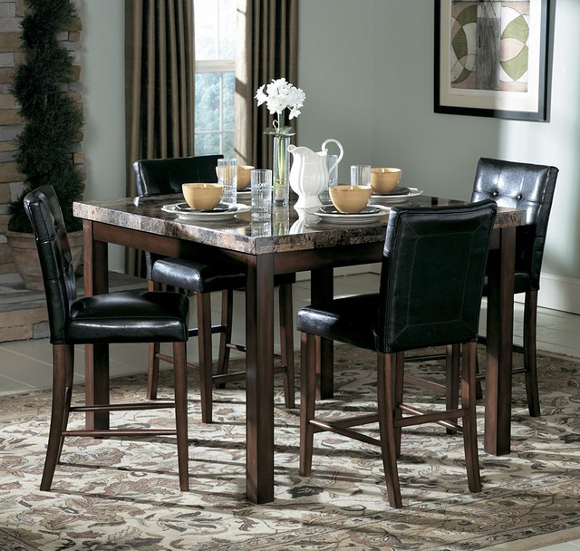 height dining room set contemporary dining sets by beyond stores