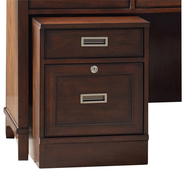Hooker Furniture Latitude Mobile File - Transitional - Filing Cabinets - by Seldens Furniture