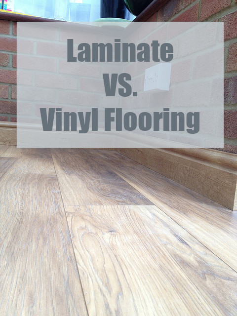 laminate vs vinyl. Black Bedroom Furniture Sets. Home Design Ideas