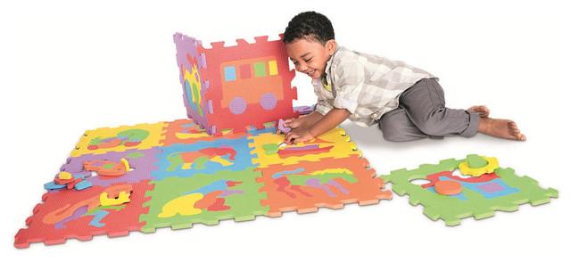 Imaginarium Foam Puzzle Mat Contemporary Kids Rugs