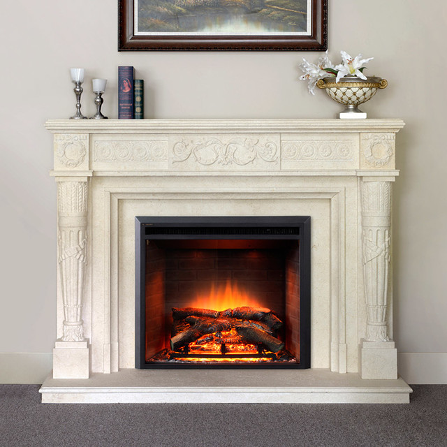 Marble Fireplace Mantels Helena Victorian Fireplace