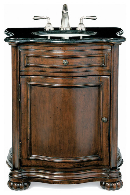 Premier collection verona package midnight black with for Bathroom vanity packages