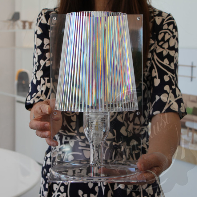 Kartell Take Table Lamp - Contemporary - Table Lamps - san francisco - by Stardust Modern Design