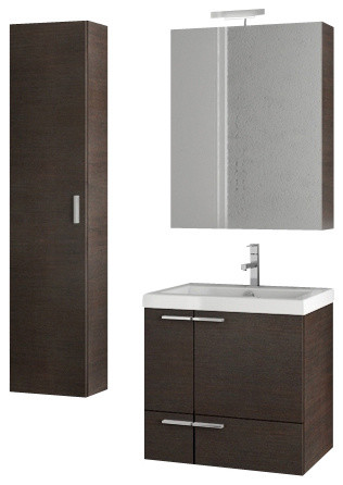 23 inch wenge bathroom vanity set modern bathroom vanity units and