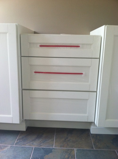 12 inch or 15 inch cabinet pulls?