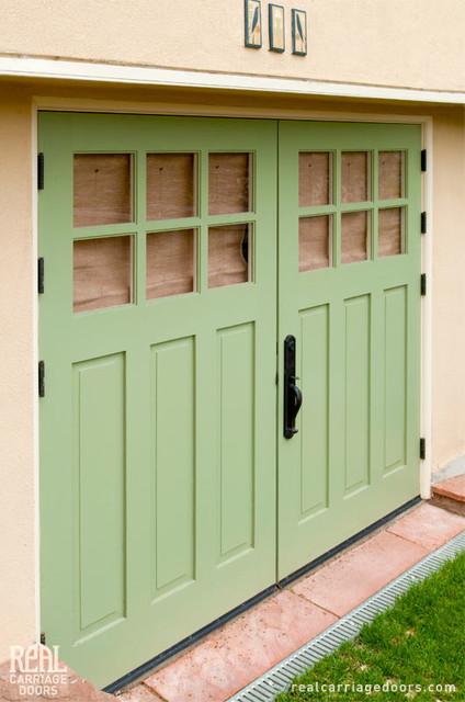 Carriage House Garage Doors Traditional Garage Doors