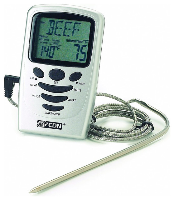 Cdn Dtp482 Digital Cooking Thermometer Contemporary Kitchen Thermometers By Ekitchenworld