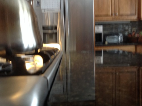 Countertop Around Stove : and granite additionally the stovetop is 1 1 2 inch higher than the ...