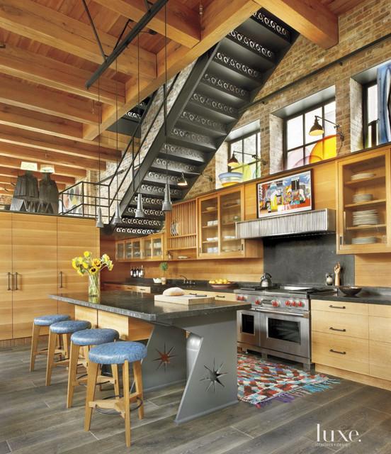 Luxe home magazine chicago di liederbach graham for Luxe decor llp