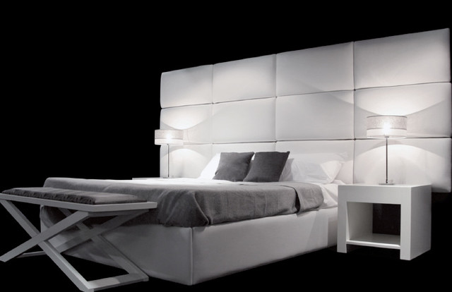 T te de lit chic panel - Tete de lit design contemporain ...