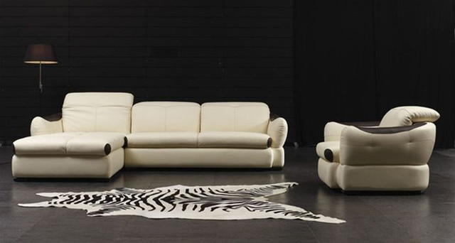 Italian Furniture Miami : Overnice Furniture Italian Leather Upholstery contemporary-sectional ...
