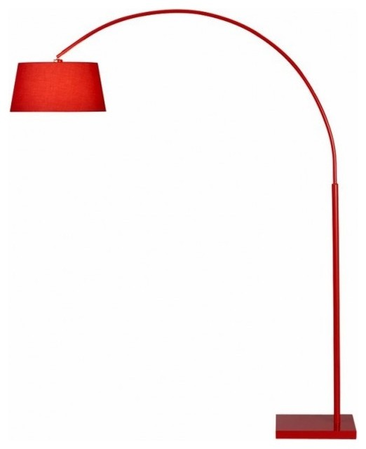 Lantern Arc Floor Lamp Cb2 Modern Floor Lamps Other