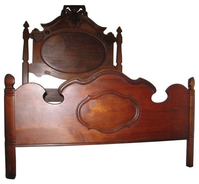 28 victorian style bed frame bonsoni victorian style double