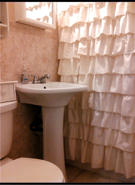 Custom Shower Curtains By Sunbrella Traditional Shower Curtains Miami By Outdoorfabrics