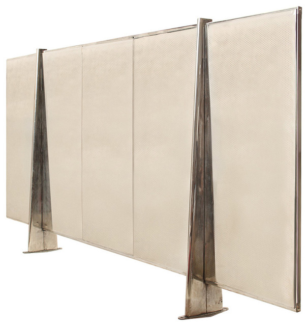 Ateliers jean prouv screen modern screens and room Decorative hanging room dividers