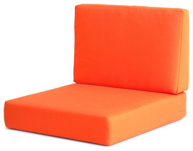 Pierre paulin orange slice chair design classic by artifort - Cosmopolitan Armchair Cushions Orange Contemporary