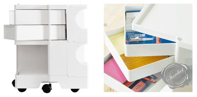 Modern Office Furniture: Desk Organizer - Modern - Filing Cabinets ...