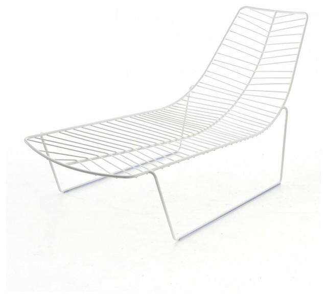leaf liege bauhaus look gartenliegen sonnenliegen. Black Bedroom Furniture Sets. Home Design Ideas