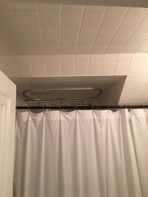 How To Install Bathroom Exhaust Fan Without Attic