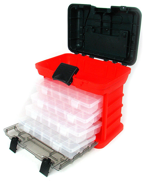 Image Result For Stalwart Parts And Crafts Tiered Storage Toolbox