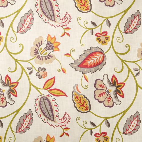 Coordinating Fabrics In Adjacent Rooms