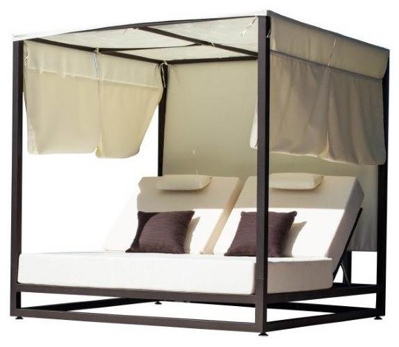 Riviera Daybed - Trendy - Udendørs sofaer - af Babmar