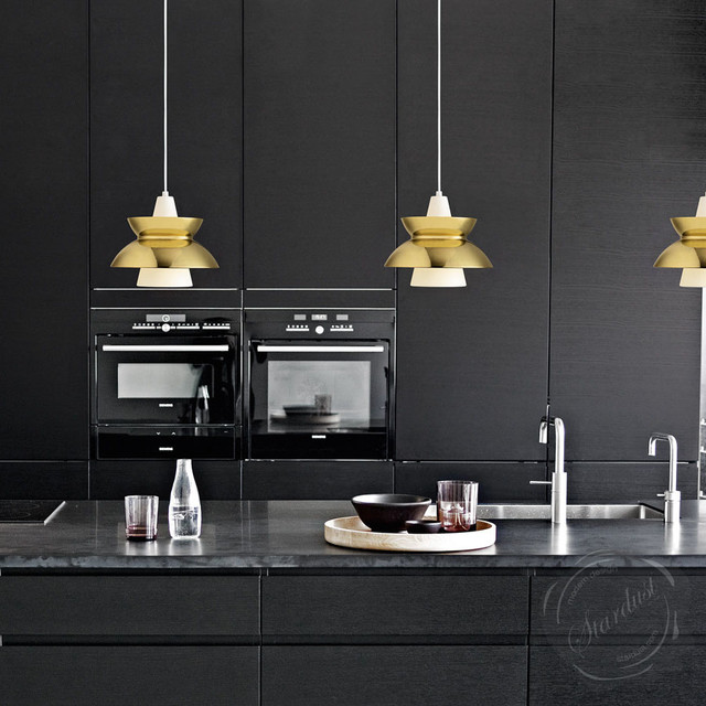 modern mid 20th century pendant light kitchen products san