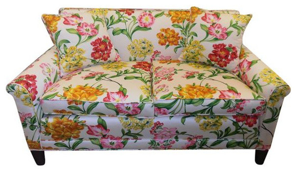 Sold Out Schumacher Fabric Love Seat 1 500 Est Retail