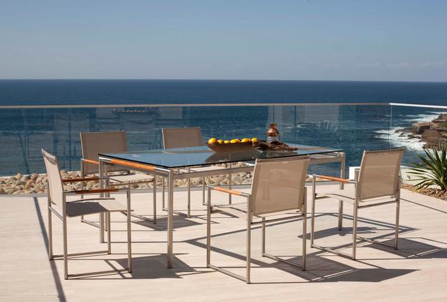 Harbour Outdoor Breeze Dining Set Modern Dining Sets