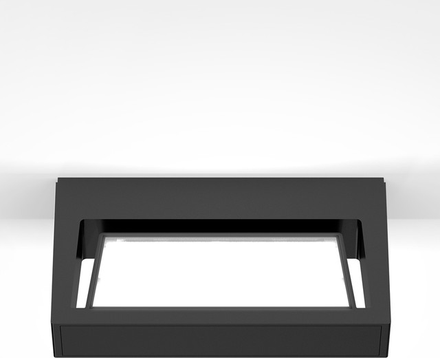 Gap news contemporain luminaire xt rieur for Luminaire exterieur contemporain