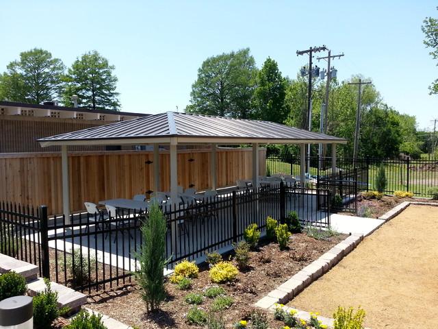 Muskogee Ok Butterfly Sanctuary Modern Outdoor