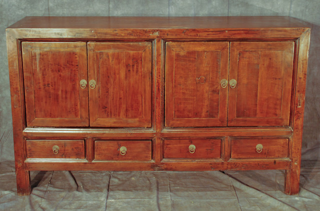antique chinese buffet cabinet 3
