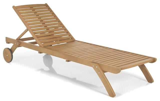 sohan bain de soleil en eucalyptus contemporain transat et chaise longue ext rieure par. Black Bedroom Furniture Sets. Home Design Ideas