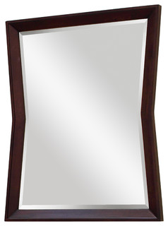 Eaton Bathroom Mirror Large Midcentury Bathroom
