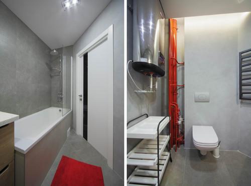 Однокомнатная квартира 47 кв.м. в Екатеринбурге