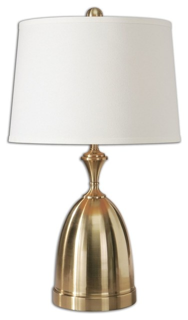 Avella Coffee Bronze Table Lamp Farmhouse Table Lamps by Innovations De