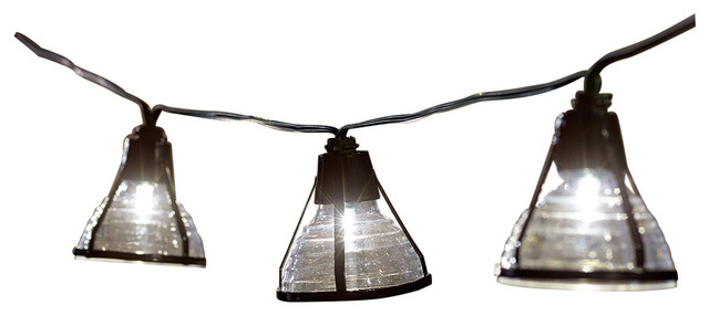 Bente Solar String Lights - Modern - Outdoor Rope And String Lights - by Smart Living Home ...