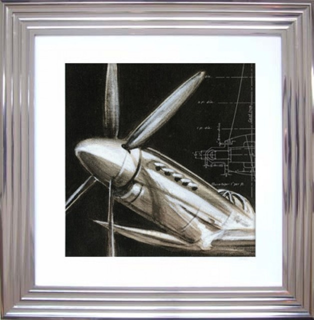 Aviator 1 Framed Art Industrial Prints And Posters