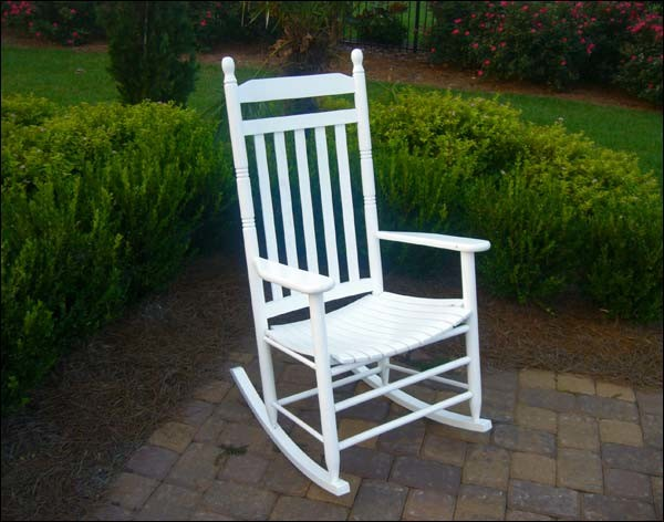ash heavy duty white rocking chair contemporary