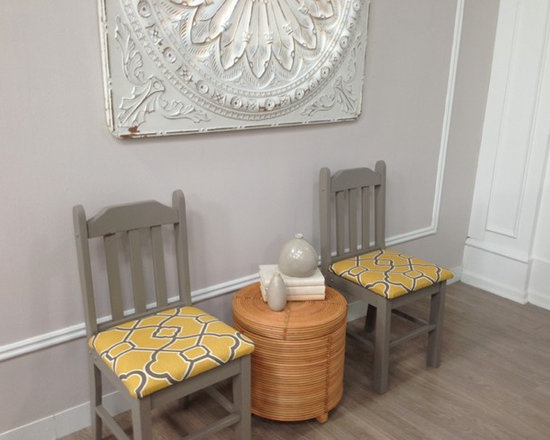 Chic Sitting Area refinished wth RECLAIM - A nice sitting area is ...