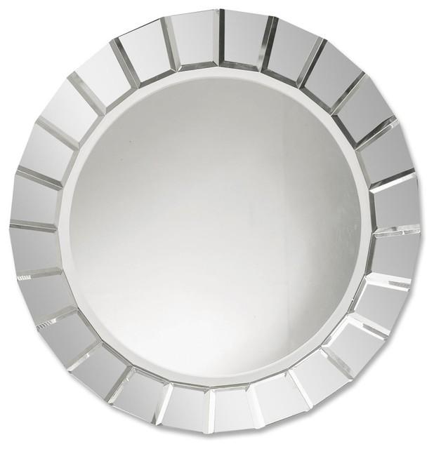 Frameless Beveled Mirror Cl Sico Renovado Espejos De