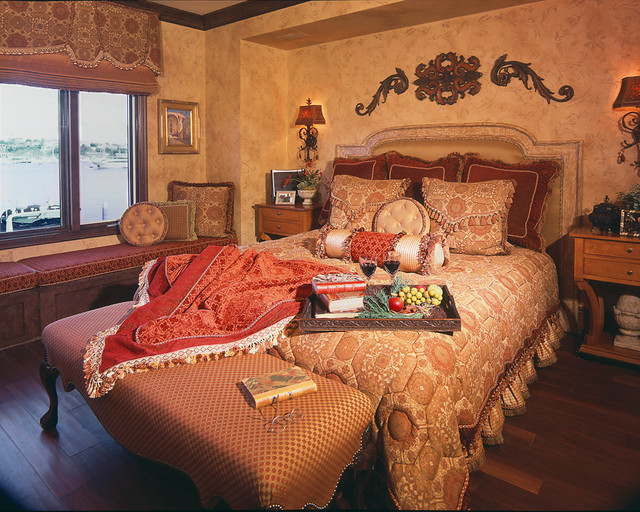 Newport Beach Ca Mediterranean Bedroom Orange County By Obvious Flair Interior Design