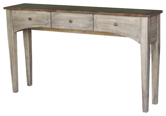 Cambria Console Table Farmhouse Console Tables by ZallZo