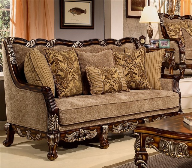 traditional sofa designs homey design coria sofa hd 4825 s