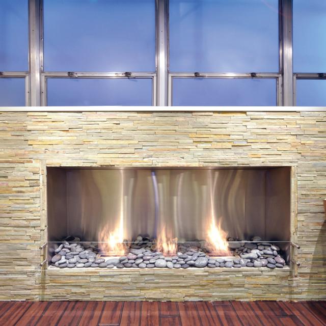 Ecosmart fire firebox 1800ss indoor outdoor fireplace for Indoor and outdoor fireplace design